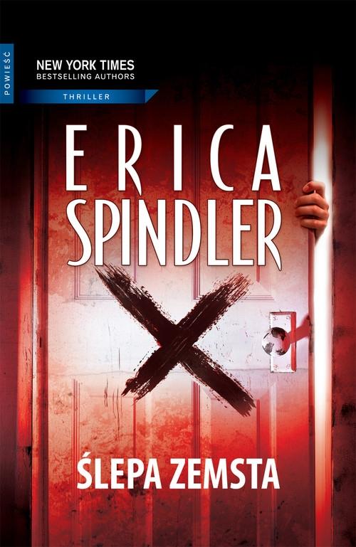 Ślepa zemsta Spindler Erica