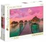Puzzle HQ Colorful Paradise 500 elementów (35016)
