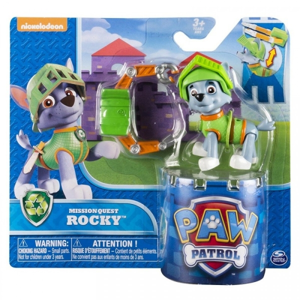 Psi Patrol Figurka Rocky (6026592/20075141)