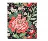 Karnet 17x14cm z kopertą Design printed textile