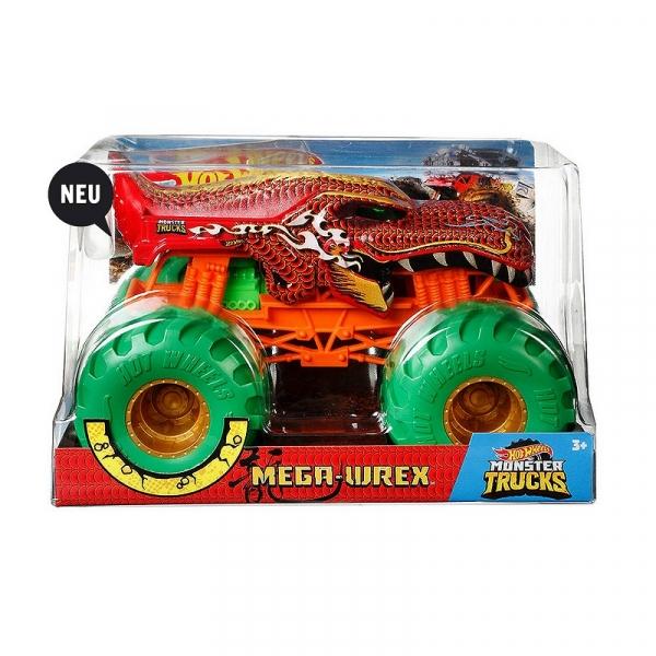 Hot Wheels - Monster Truck: Mega Wrex (FYJ83/GJG75)