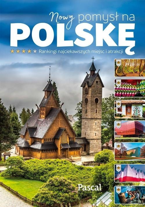 Nowy pomysł na Polskę Stefańczyk Magdalena