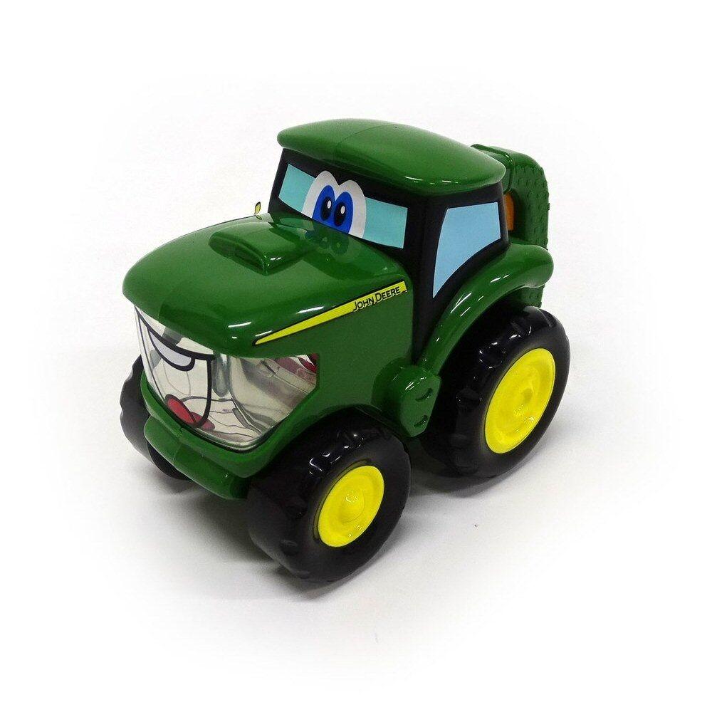 John Deere - mini latarka traktor Johnny (LP73809)