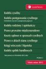 Kodeks cywilny Kodeks postępowania cywilnego Kodeks rodzinny i opiekuńczy Opracowanie zbiorowe