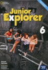 Junior Explorer. Zeszyt ćwiczeń do języka angielskiego dla klasy szóstej szkoły podstawowej - Szkoła podstawowa 4-8. Reforma 2017