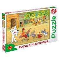 Puzzle maxi Reksio Kradzież 20 (0616)