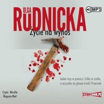 Emilia Przecinek. Tom 2. Życie na wynos (Audiobook) Olga Rudnicka