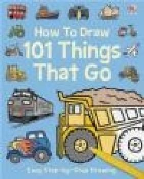 How to Draw 101 Things That Go Nat Lambert