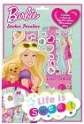Barbie. Life is sweet - Naklejki z albumem