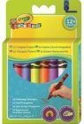 Mini Kids, kredki świecowe trójkątne, 16 sztuk (52-016T)