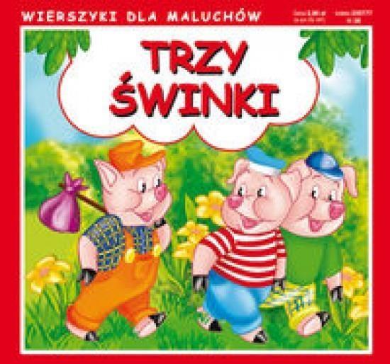 Trzy świnki Pruchnicki Krystian, Stocka Katarzyna