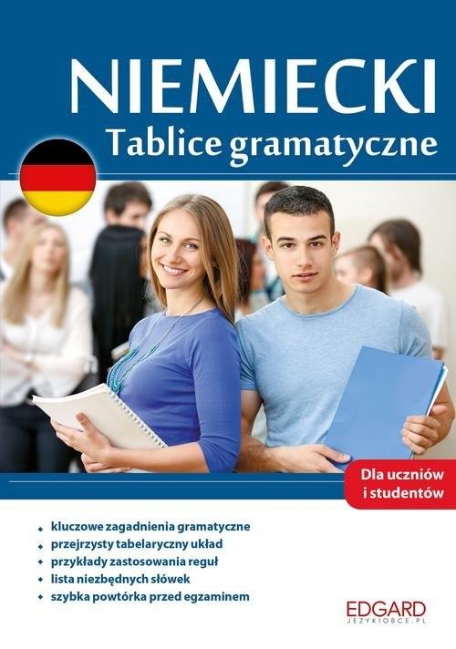 Niemiecki Tablice gramatyczne Mielniczuk Anna