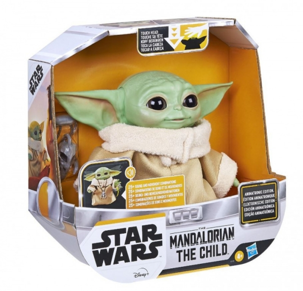 Interaktywna figurka StarWars The Child Baby Yoda (F1119)