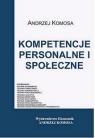 Kompetencje personalne i społeczne (2013)
