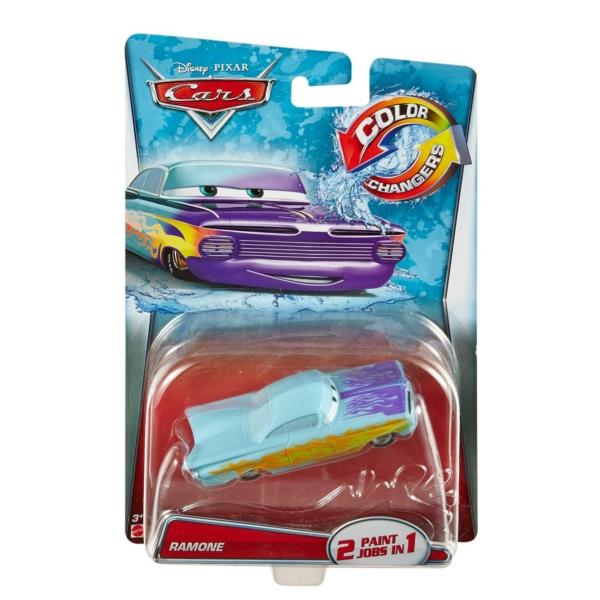 CARS Samochód zmieniający kolor, Roman (CKD15)