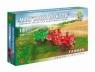 Mały konstruktor maszyny rolnicze - Farmer (1216)