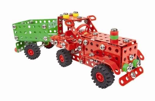 Mały konstruktor: Maszyny rolnicze - Farmer (1216)