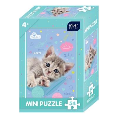 Puzzle Interdruk mini 54 el.