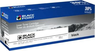 Toner regenerowany Black Point Eksploatacja Tonery - czarny (CC530A)