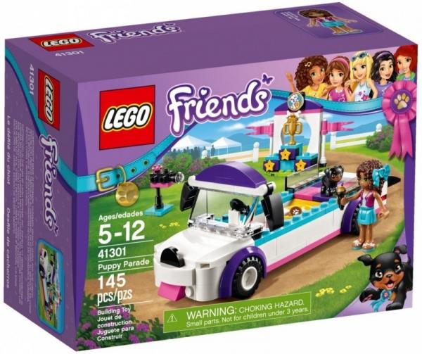 Lego Friends: Parada piesków (41301)