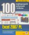 Excel 2007 PL 100 najlepszych sztuczek i trików