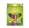 Flamastry 12 kolorów CRICCO (CR380K12)
