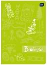 Zeszyt A5/60 kartkowy w kratkę - Biologia