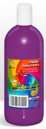 Farby plakatowe fioletowe, 500 ml