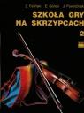 Szkoła gry na skrzypcach 2