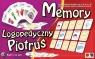 Logopedyczny Piotruś/Memory - Zestaw III, 8 talii kart