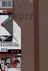 Kalendarz Rock perłowy A7 tyg. 2018