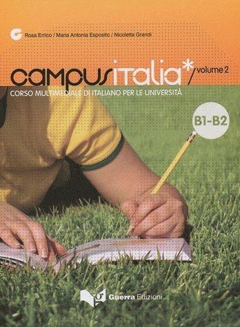 Campusitalia 2 podręcznik Rosa Errico