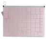 Teczka B4 PP z suwakiem Trend Pink (447655)