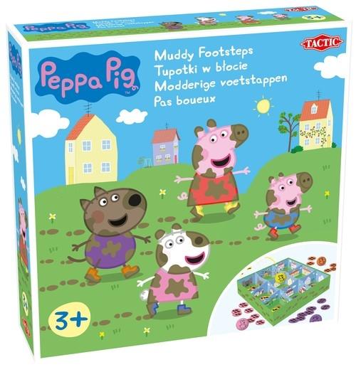 Świnka Peppa Tupotki w błocie (Muddy Footsteps)