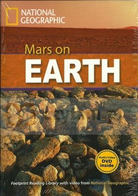 FRL Mars On Earth z CD (lev.3000)