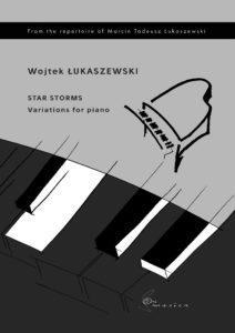 Star Storms na fortepian Wojtek Łukaszewski