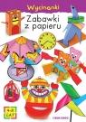 Zabawki z papieru Wycinanki
