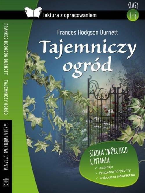 Tajemniczy ogród Lektura z opracowaniem Burnett Frances Hodgson