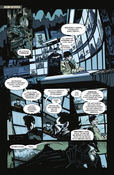 Wieczny Batman Tom 3 Snyder Scott, Tynion James