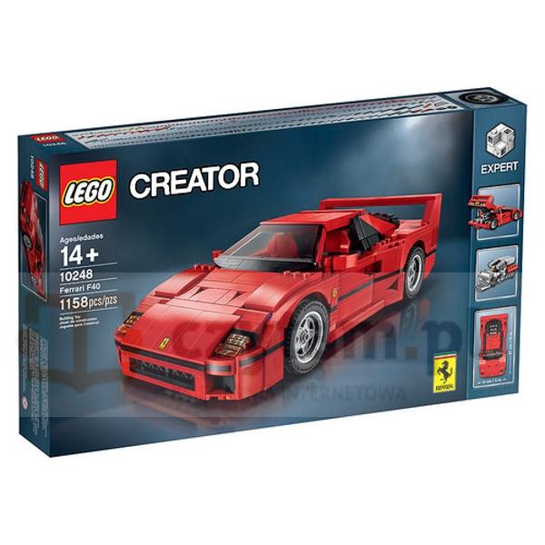 LEGO Krator Ferrari (10248)