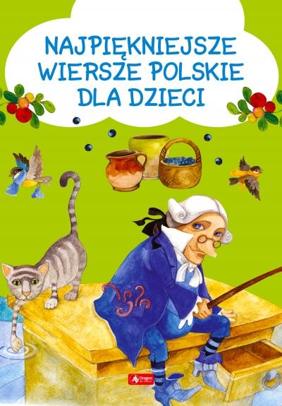 Najpiękniejsze wiersze polskie dla dzieci - książka