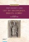List do Decencjusza biskupa Gubbio