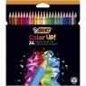 Kredki Color Up! BIC, 24 kolory (387732)