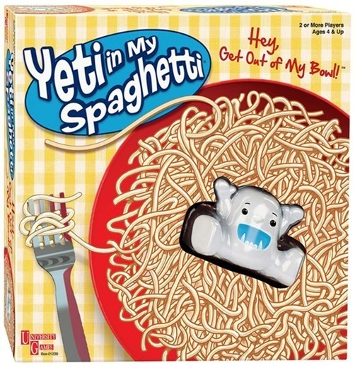 Gra Yeti w moim spaghetti (DKK6958)