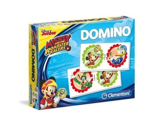 Domino Mickey i raźni rajdowcy