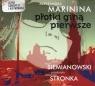 Płotki giną pierwsze  (Audiobook) Marinina Aleksandra