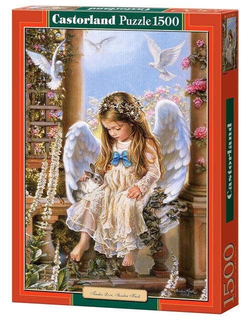 Puzzle Tender Love Sandra Kuck 1500 (151165)