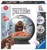 Puzzle kuliste 108 elementów Sekretne życie zwierząt domowych