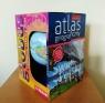 Szkolny atlas geograficzny z globusem