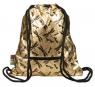 Plecak na sznurkach Gold Dragonfly